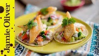 Fantastic Fish Tacos  Dan Churchill