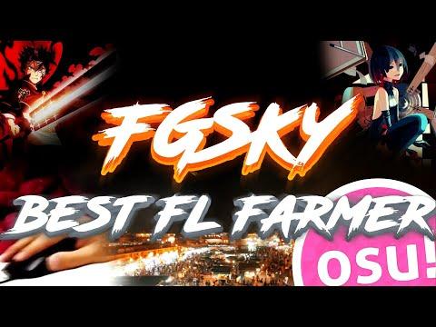 ТОП 1 ИГРОК НА МЫШКЕ В OSU! | История FGSky