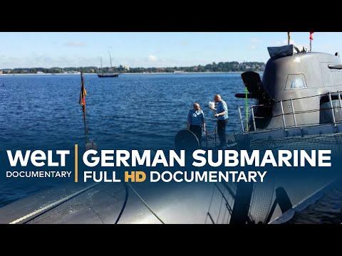 U32 - German Submarine Soldiers   Full Documentary