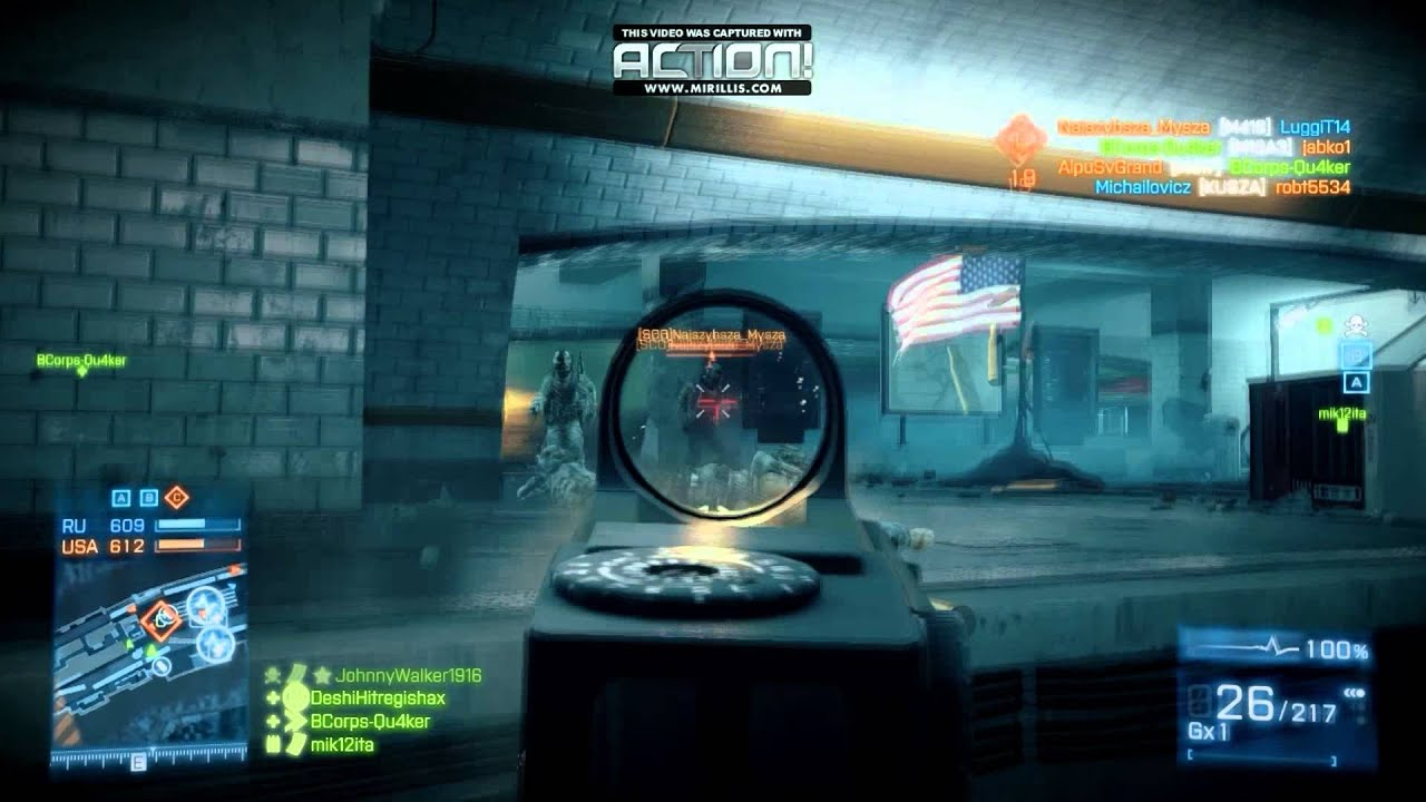 Battlefield 3 Lag fix :] - YouTube | 1280 x 720 jpeg 101kB