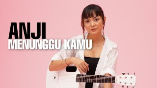 Download MENUNGGU KAMU - ANJI COVER BY TAMI AULIA ( LIRIK )
