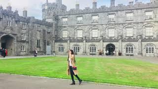 KILKENNY CASTLE 🏰 IRELAND 🇮🇪 | EXPERIENCE THE MEDIEVAL TOUR IN KILKENNY | LIFE IN IRELAND 🇮🇪