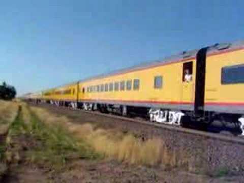 Denver Post Train (Steam Locomotive)