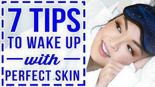 HOW TO: Wake Up With Perfect Skin Everyday!