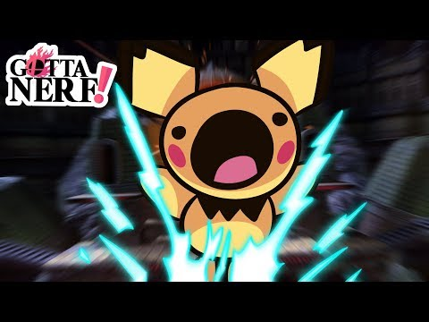 GOTTA NERF Pichu (Smash Ultimate)