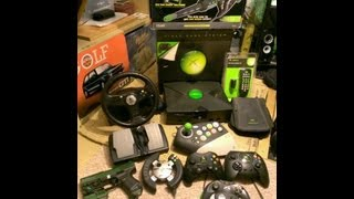 My Xbox Collection: Part 2 of 2 (Accessories)