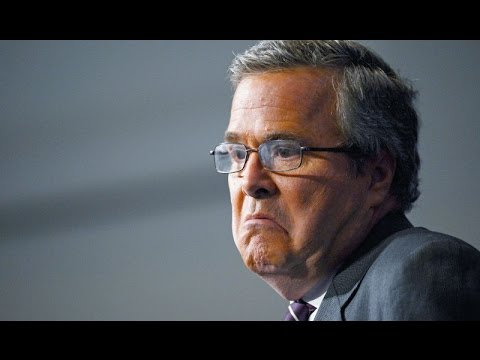 Jeb 'Please Clap' Bush Ends Embarrassing Presidential Campaign