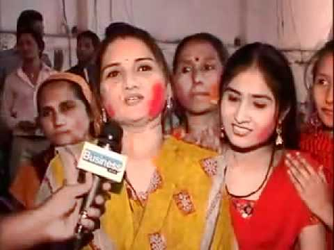 Hindu Holi Festival in Karachi Pakistan - YouTube
