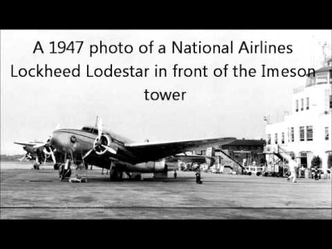 Imeson Airport Jacksonville Florida 1927 to 1968
