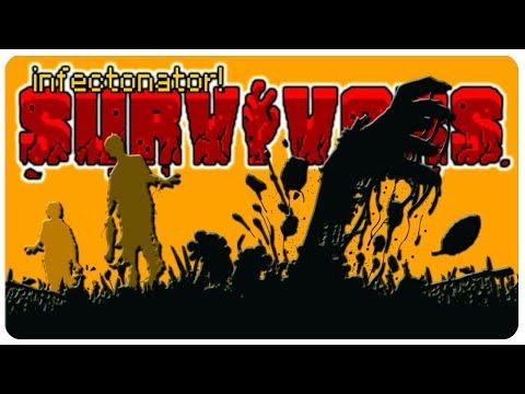 The Zombie Apocalypse.. RETURNS! | Infectonator: Survivors Gameplay Part 1 - Let's Play!
