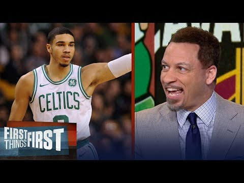 Chris Broussard on why Boston Celtics control the series vs LeBron's Cavs | NBA | FIRST THINGS FIRST
