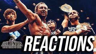 NJPW Dominion 2018 Reactions
