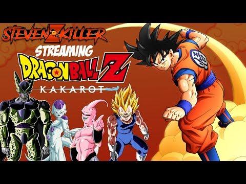 Dragon Ball Z Kakarot The Story Begins..Stream Crashed Sooo Now (PART 2) 🔴 LIVE STREAM