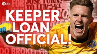 KEEPER LOAN OFFICIAL! Tomorrow