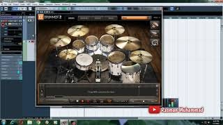 Kotak - Beraksi (Drum Only)