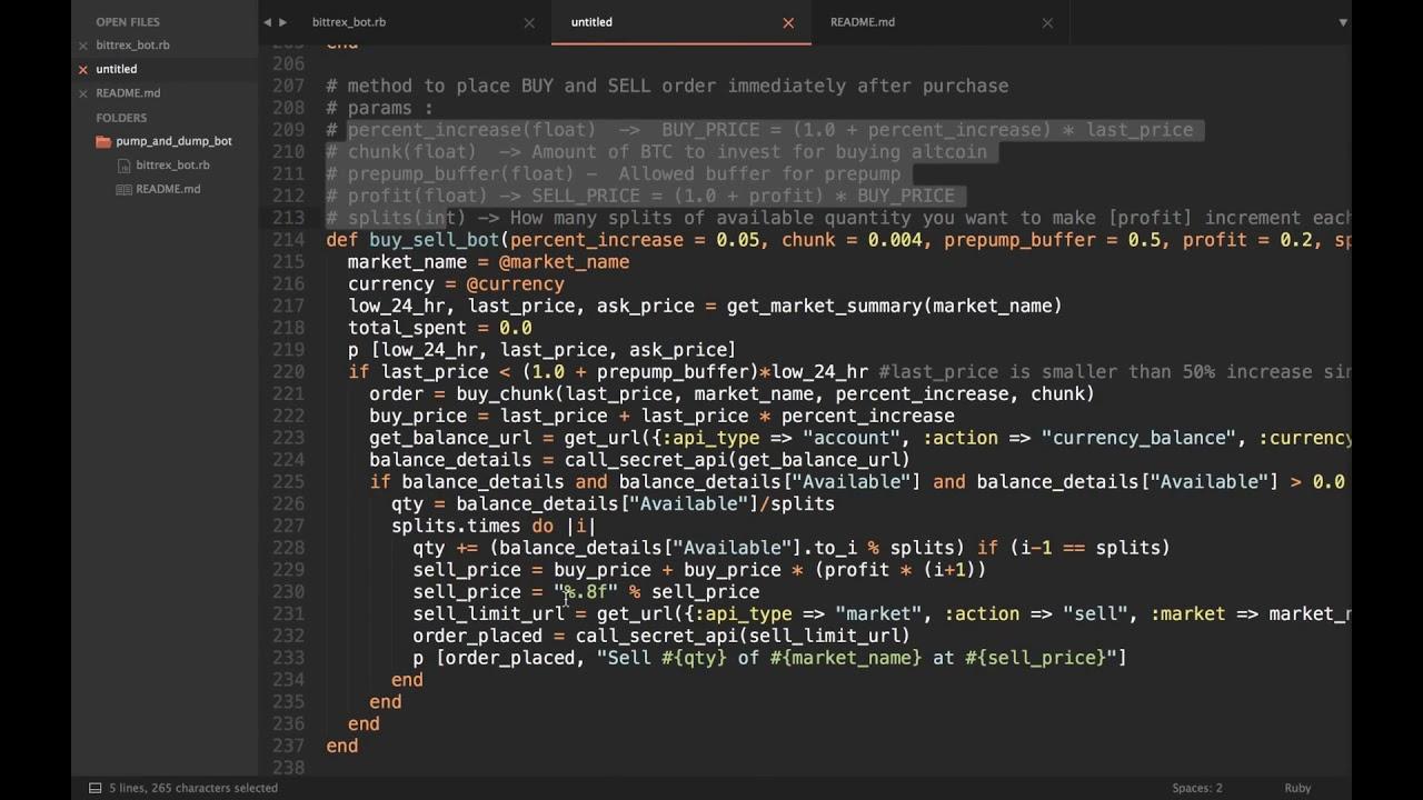Bittrex Websocket Yobit Gmail Login