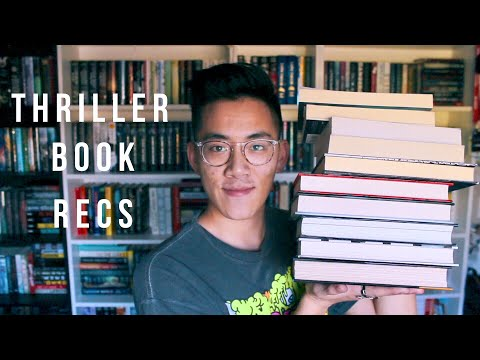 THRILLER BOOK RECOMMENDATIONS