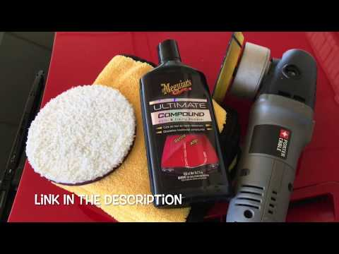 MEGUIAR'S EASY One Step Paint Correction