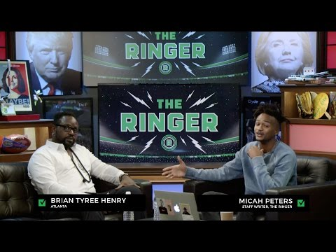 'Atlanta' Talk With Brian Tyree Henry and Micah Peters | Channel 33 | The Ringer