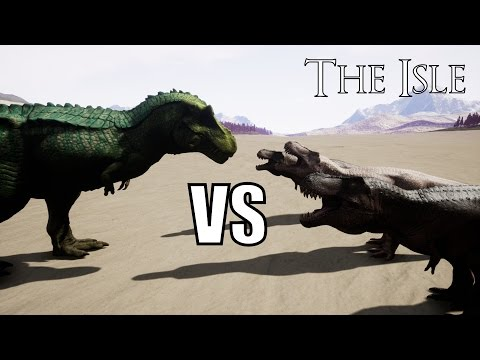 The Isle: HYPO-REX v<br><iframe title=