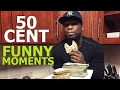 50 Cent FUNNY MOMENTS BEST COMPILATION mp3