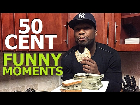 50 Cent FUNNY MOMENTS BEST COMPILATION