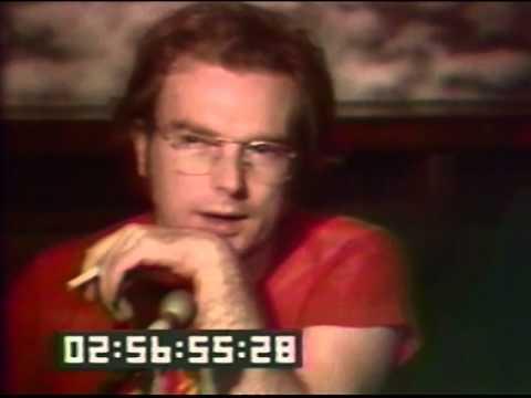 Van Morrison - Interview - 7/29/1974 - Orphanage, San Francisco, CA (OFFICIAL)