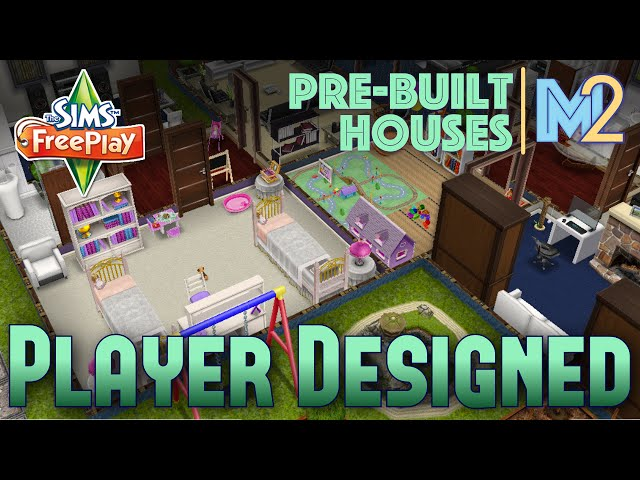 Sims FreePlay House Review - YouTube Gaming