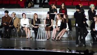 151202 Red Velvet - Best Dance Performance Female Group ( Ice Cream Cake) @ Mama 2015