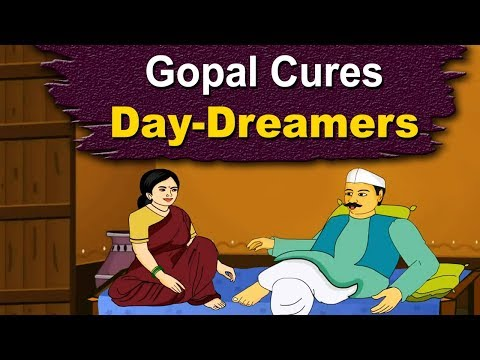 Day - Dreamers | Daydream | Moral Stories in English | Short Story for Kids | Animated Video