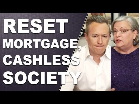 RESET MORTGAGES, CASHLESS SOCIETY, WHEN TO BUY GOLD AND SILVER… Q&A with Lynette Zang and Eric Griff