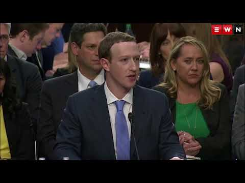 Mark Zuckerberg defends Facebook before US lawmakers