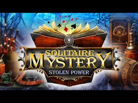 Solitaire Mystery: Stolen Power Trailer