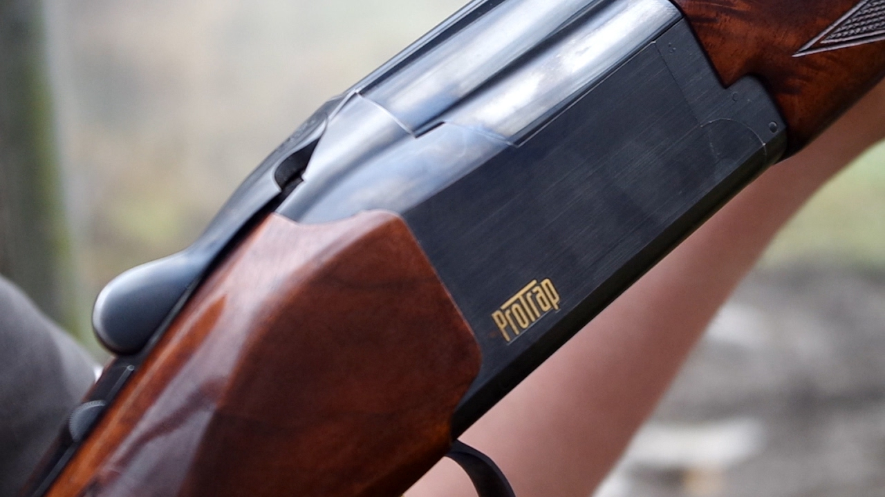 High birds and the Browning 725 ProTrap