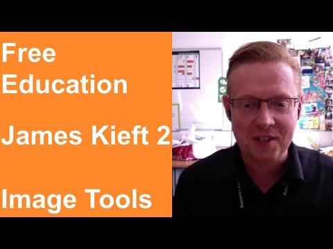 Free Education: James Kieft 2 - Free Image Tools