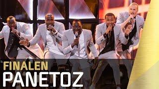 Panetoz – Håll om mig hårt | Finalen | Melodifestivalen 2016
