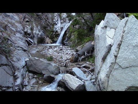 Backpacking the San Bernardino Mountains part 1