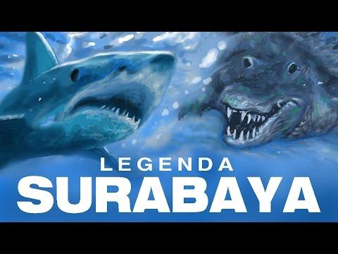 Legenda Surabaya (Folklor Indonesia)