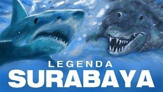 legenda surabaya folklor indonesia