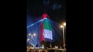 Fireworks - Burj Al Arab - December, 2013