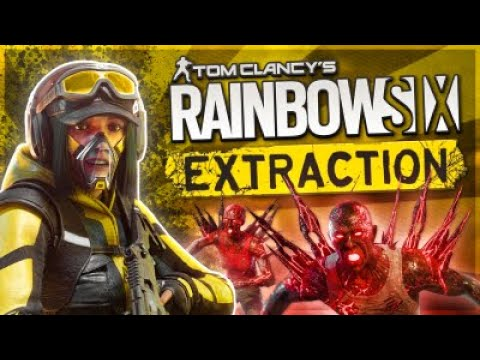 Download Rainbow Six Extraction Gameplay & VERY Scuffed Review