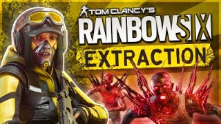 Rainbow Six Extraction Gameplay & VERY Scuffed Review