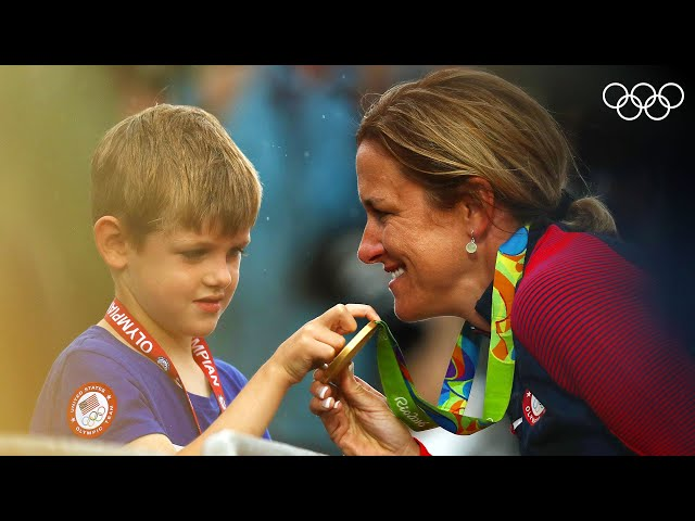 The Power of Mother's Love ft. Kristin Armstrong
