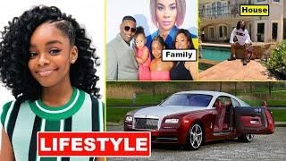 Marsai Martin's Lifestyle 2020 ★ Boyfriend, Family, Net Worth & Biography