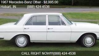 1967 Mercedes-Benz Other  for sale in Hobart, IN 46342 at Ha