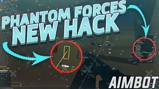🤑PHANTOM FORCES -『Hack』✔ ROBLOX Hack Aimbot/WallHack ✔ New Update Undetected ✔ROBLOX EXPLOIT/HACK🤑
