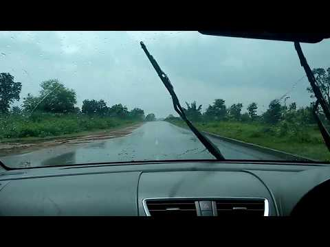 NH-6 Nagpur highway  **spooky weather**