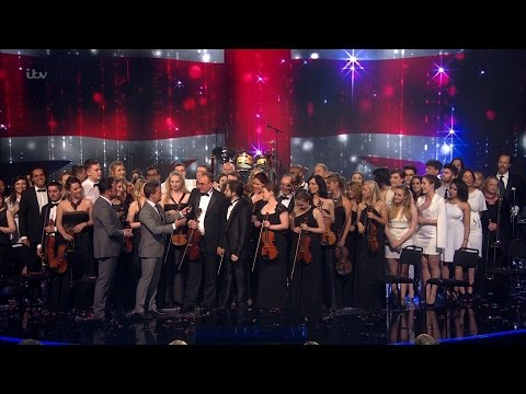 The Collaborative Orchestra & Singers - Britain's Got Talent 2016 Semi-Final 4