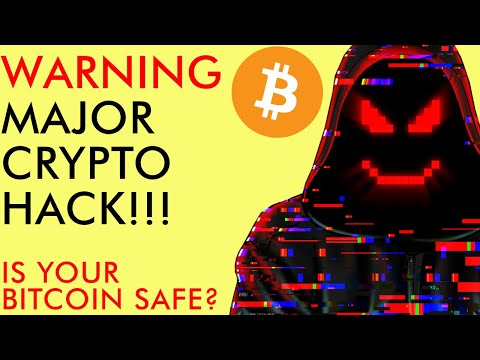 WARNING! Major Crypto Defi Hack, Are You Safe? Bitcoin Price Holding Strong