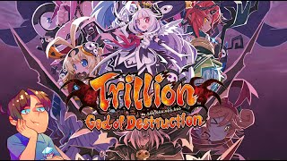 Trillion God of Destruction Review (PS Vita) | Gamma Review